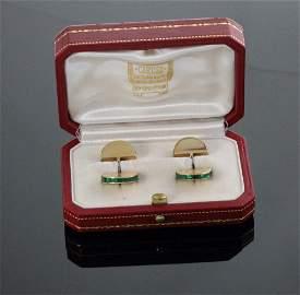 Cartier Gentleman's Cufflinks