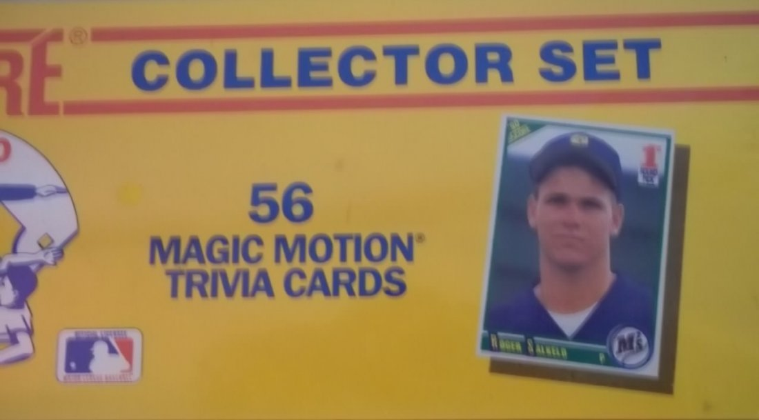 1990 Score Baseball Cards Collector Complete Set - 3