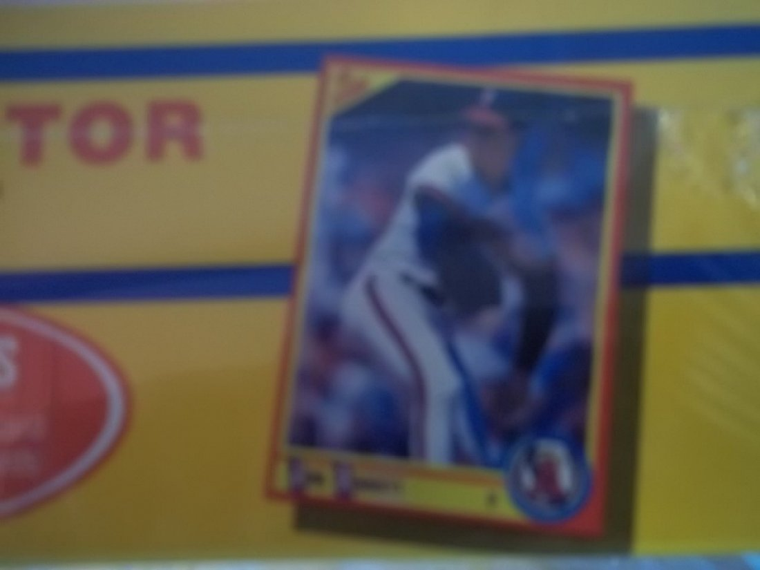 1990 Score Baseball Cards Collector Complete Set - 6