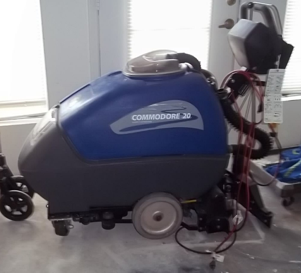 Windsor Commodore 20 Commercial Carpet Extractor Cmd 20