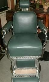 Vintage Koken Barber Chair