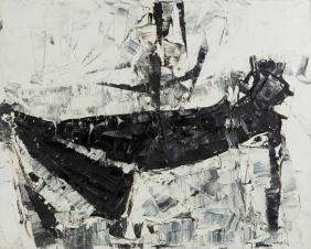 Jean-Paul Riopelle (1923-2002), Iceberg nr.19, 1977