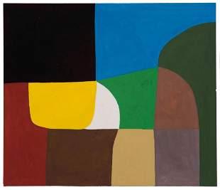 Alberto Burri (1915-1995), Senza titolo, 1980
