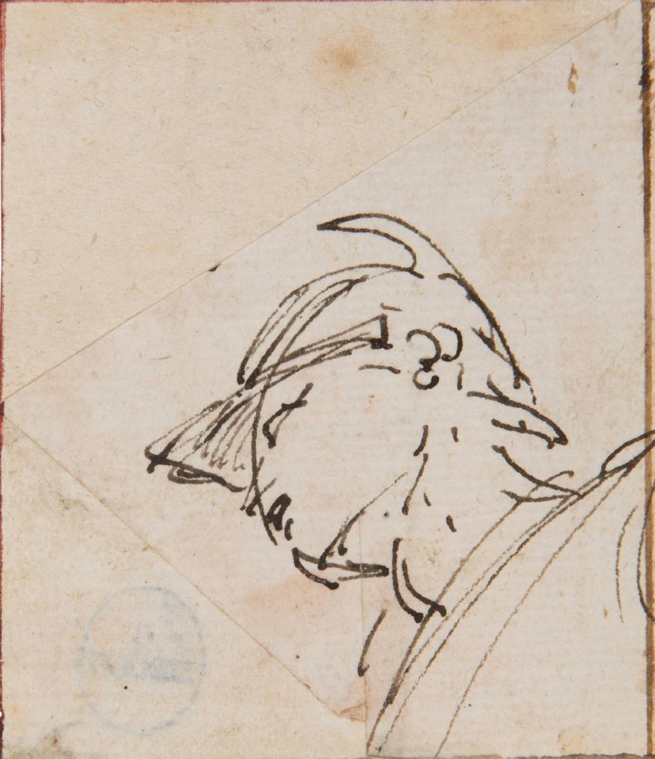 Anonimo del XVIII secolo e Donato Creti (1671-1749),