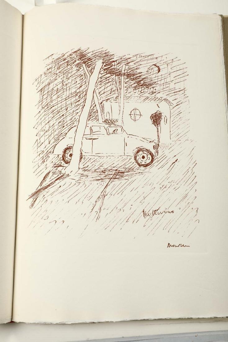 Franco Riva Edizioni I poeti illustrati / Montale, - 4