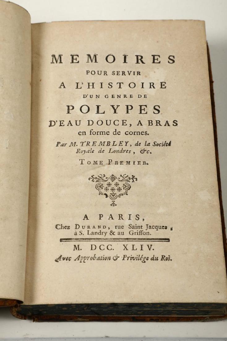 Trempley, Memoires puor servir l'histoire..., Paris, - 2
