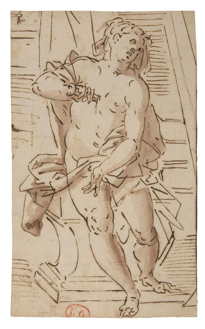 Luca Cambiaso (1527 - 1585), Lucrezia Romana