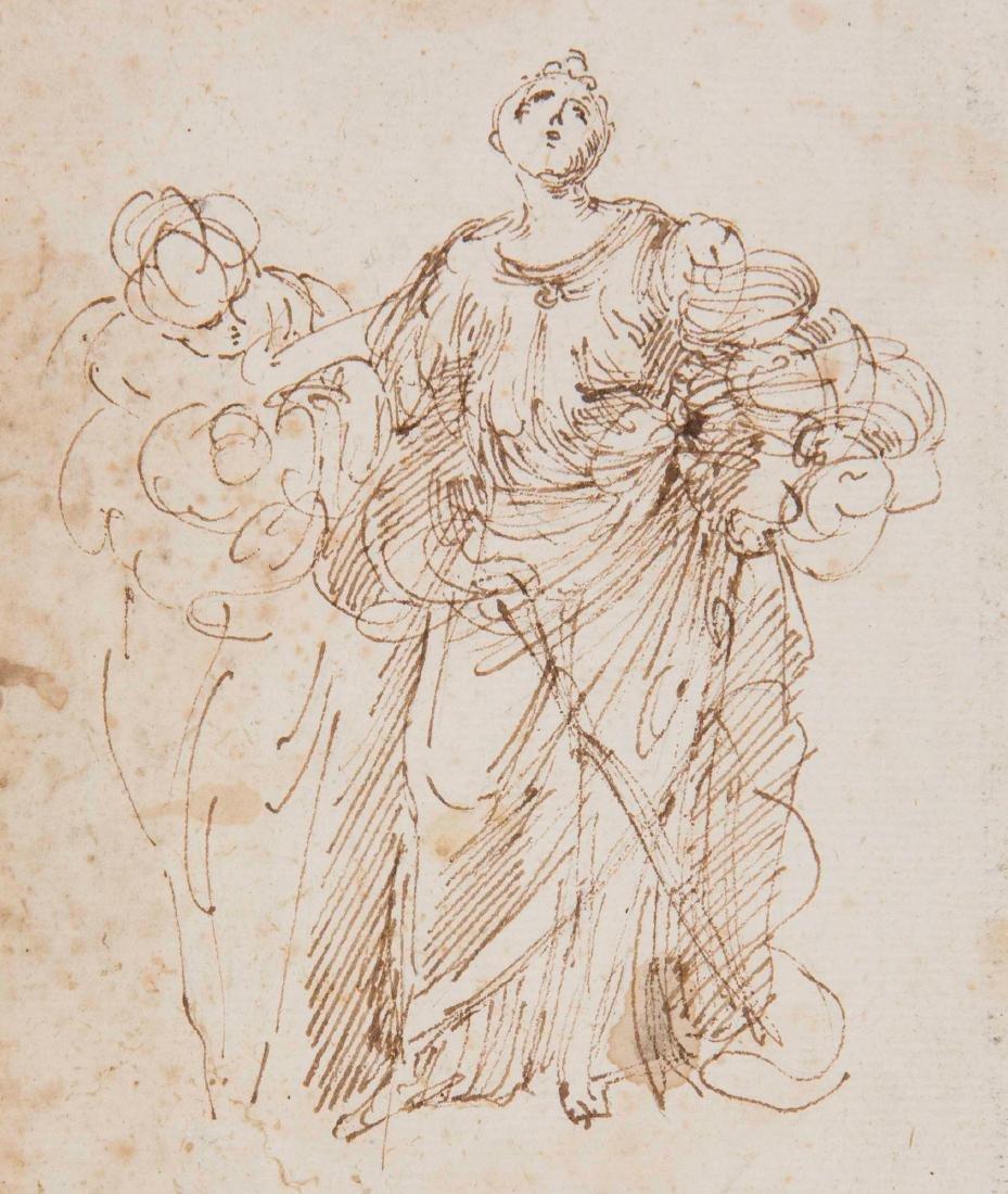 Donato Creti (1671-1749), Studio di figure