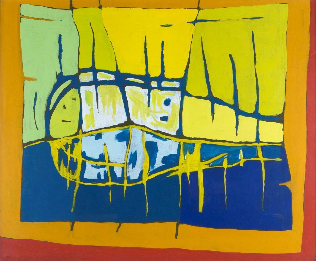 Antonio Corpora (1909-2004), Nuovo arcobaleno, 1970
