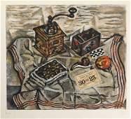 Joan Mir 18931983 Le Moulin  Caf 1954