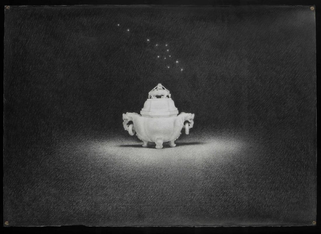 Omar Galliani (1954), Senza titolo