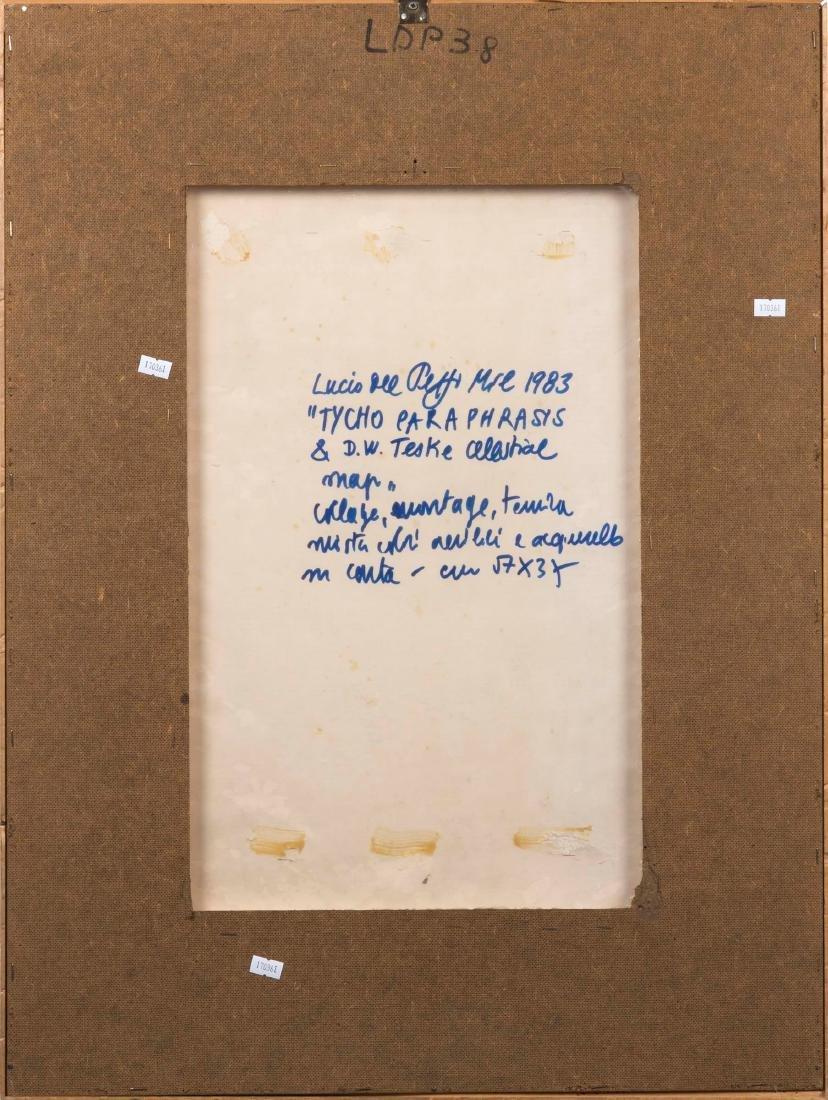 Lucio Del Pezzo (1933), Tycho paraphrasis & D. W. Teske - 5