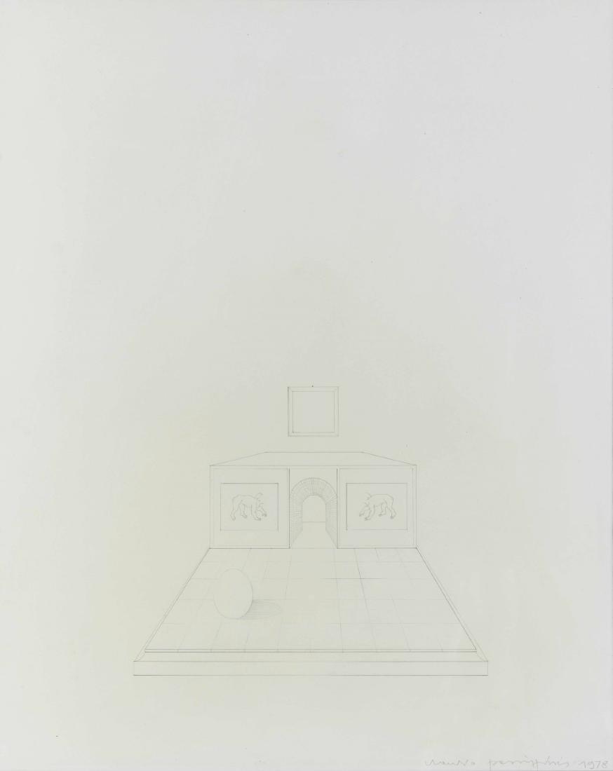 Claudio Parmiggiani (1943), Untitled, 1978