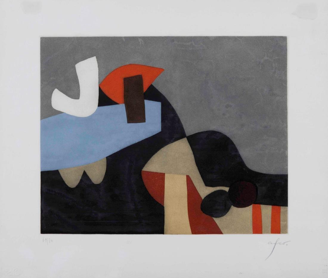 Afro Basaldella (1912-1976), Untitled