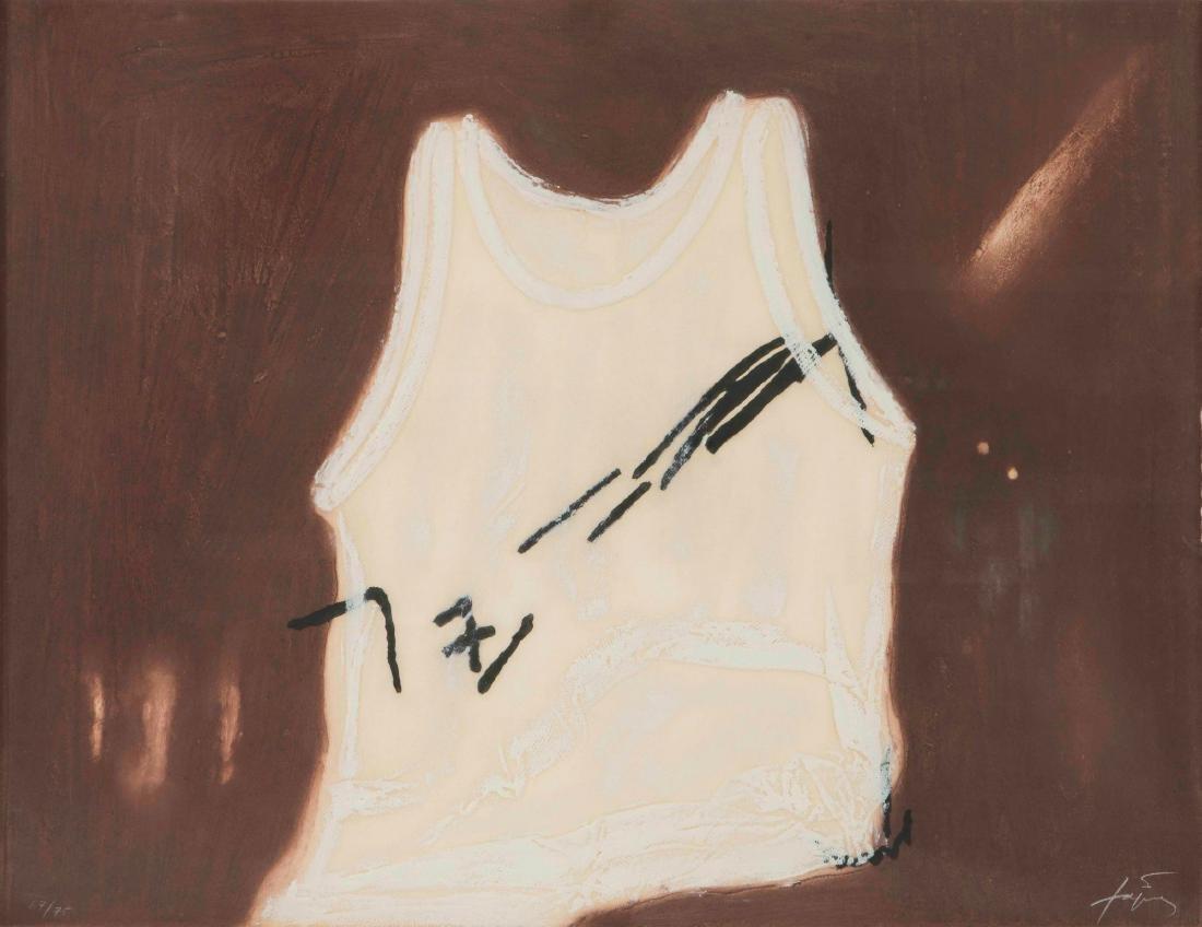 Antoni Tapies (1923), Samarreta, 1972