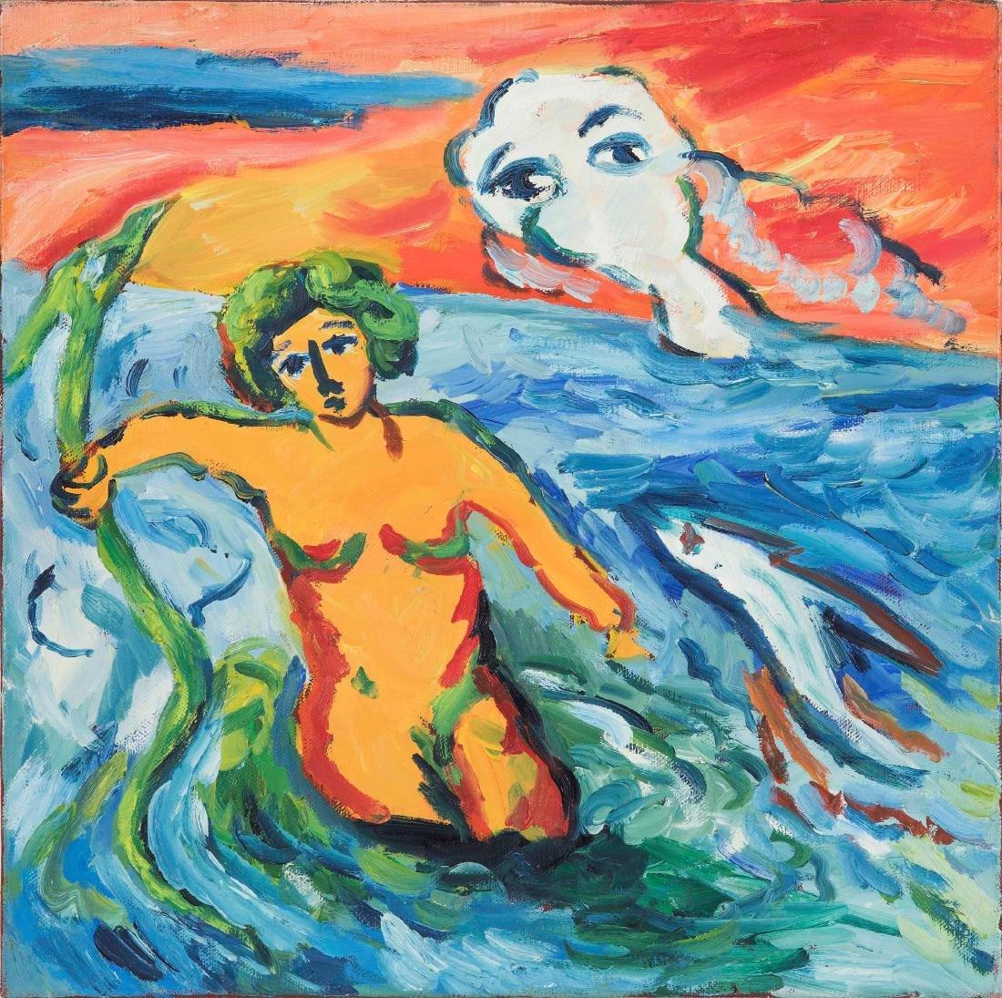 Mimmo Germanà (1944-1992), Untitled, 1987
