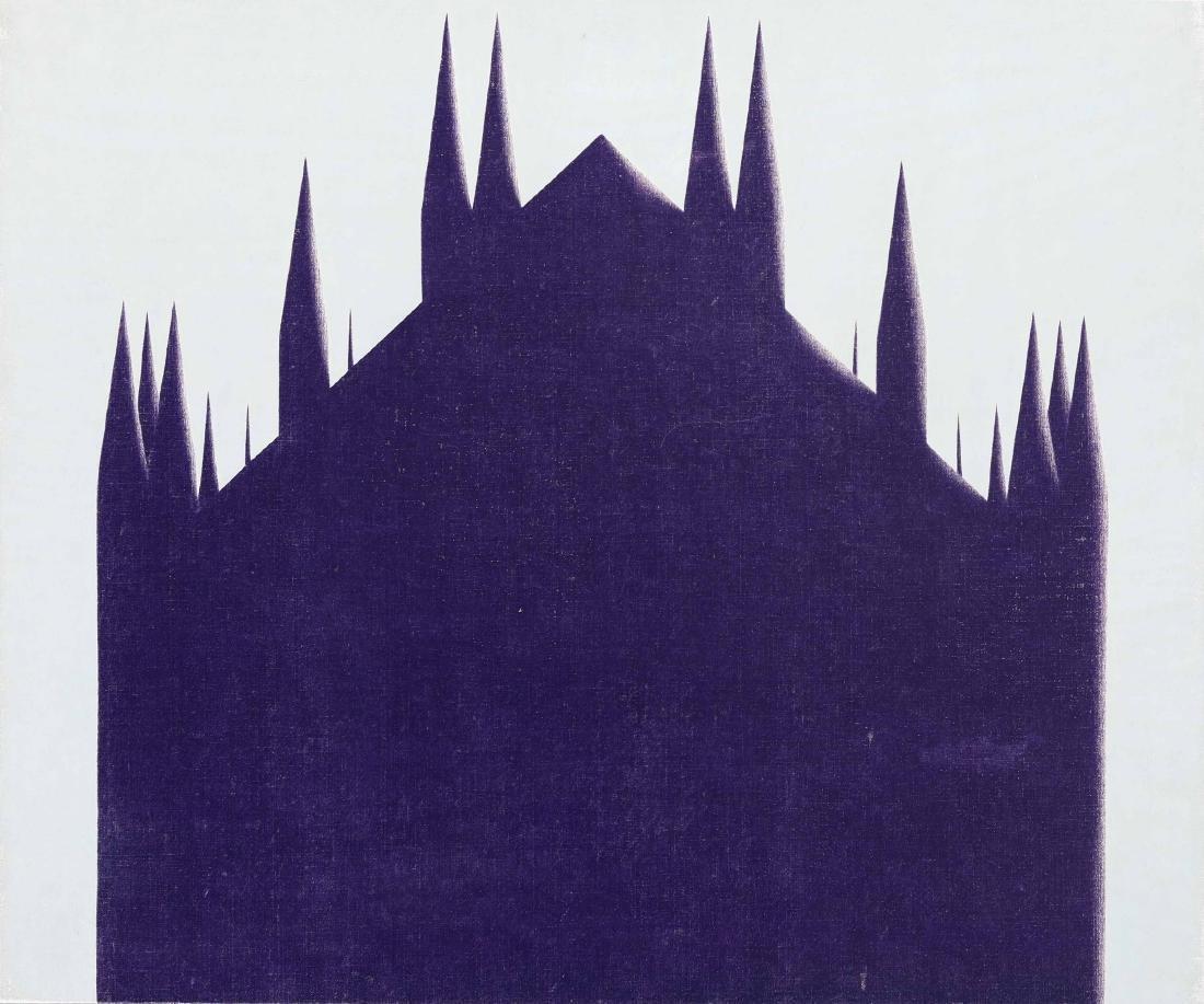 Giuseppe Salvatori (1955), Untitled, 1985