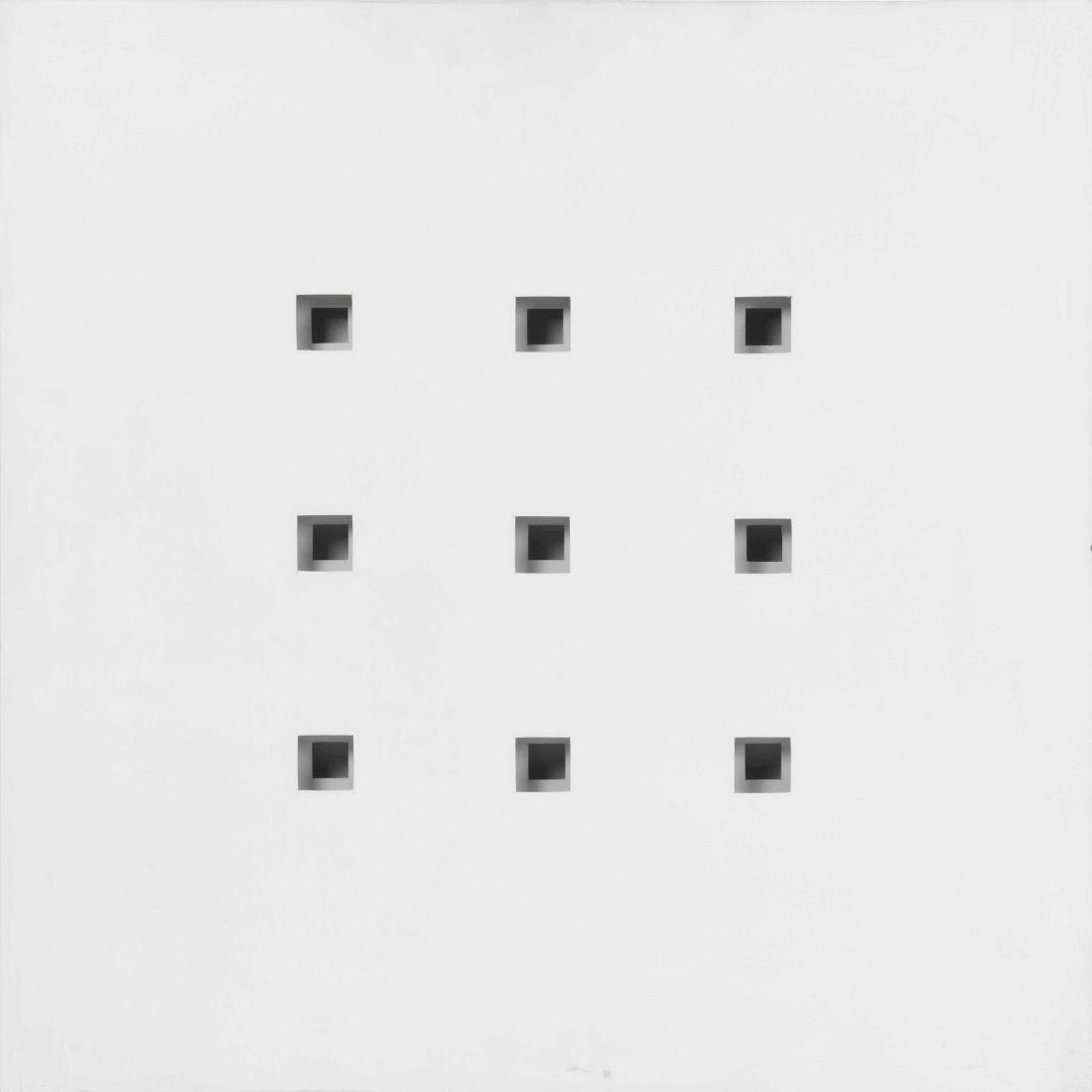 Vanna Nicolotti (1929), Struttura bianca - Elogio del