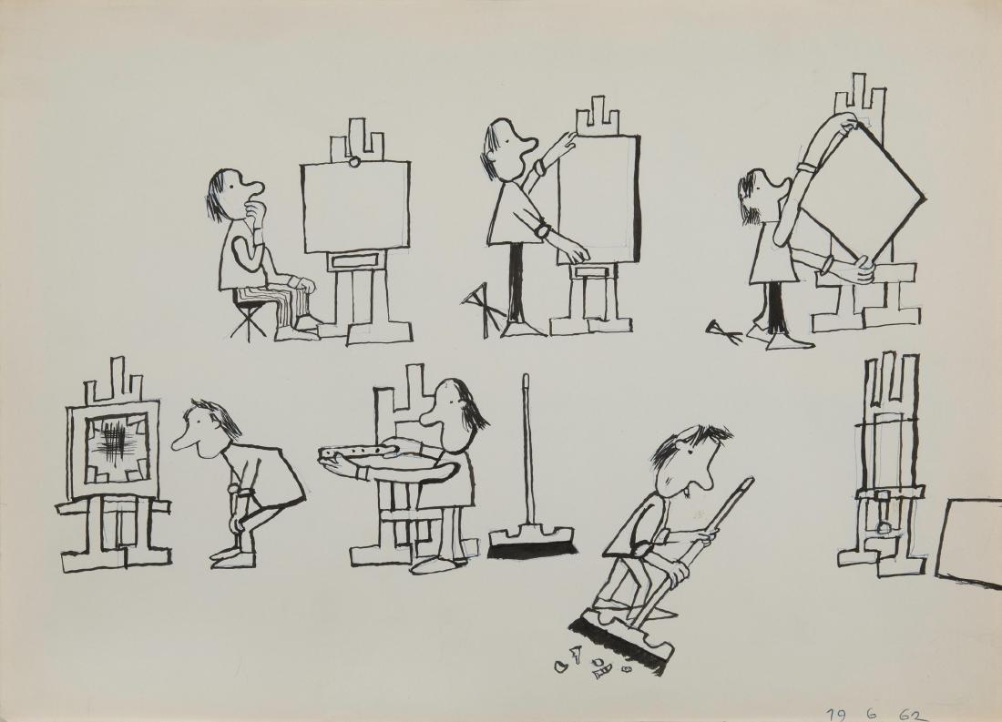Fulvio Bianconi (1915-1996), - 2