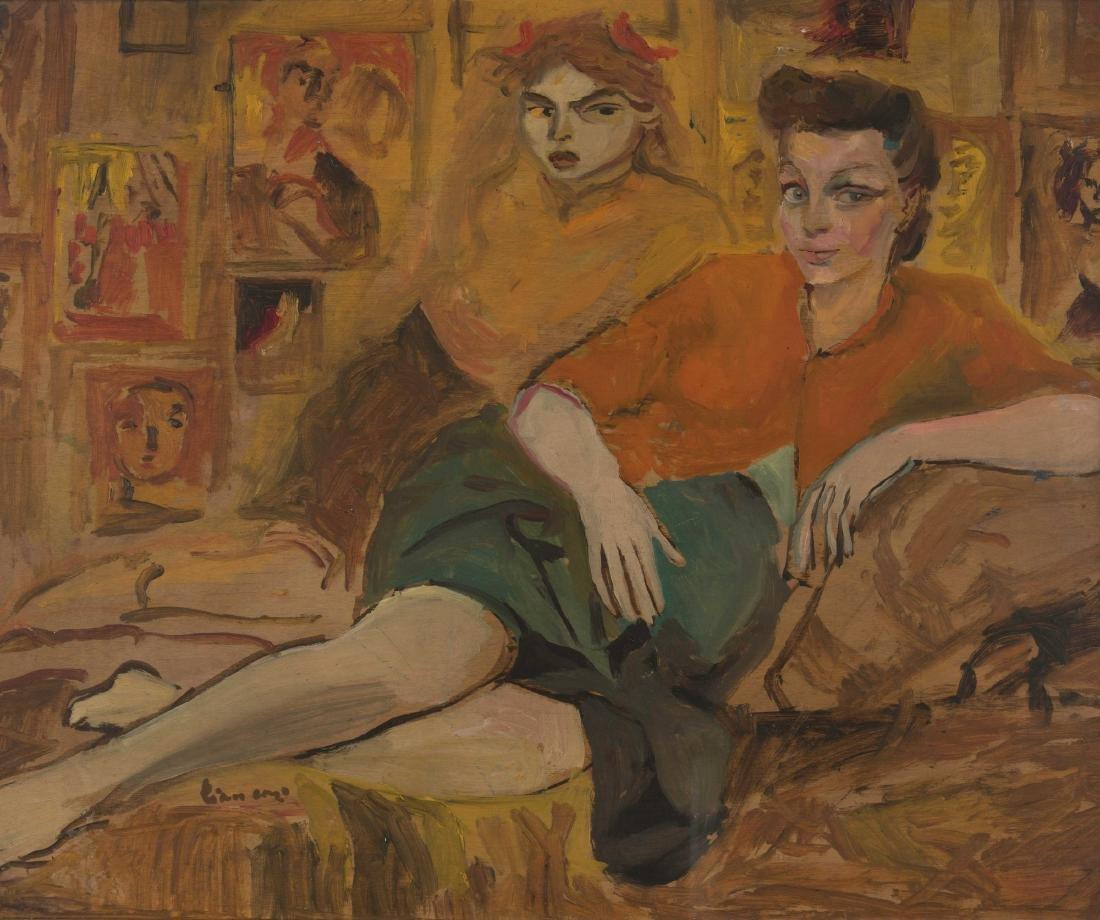 Fulvio Bianconi (1915-1996), Madre e figlia