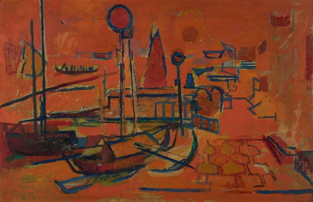 Fulvio Bianconi (1915-1996), Marina