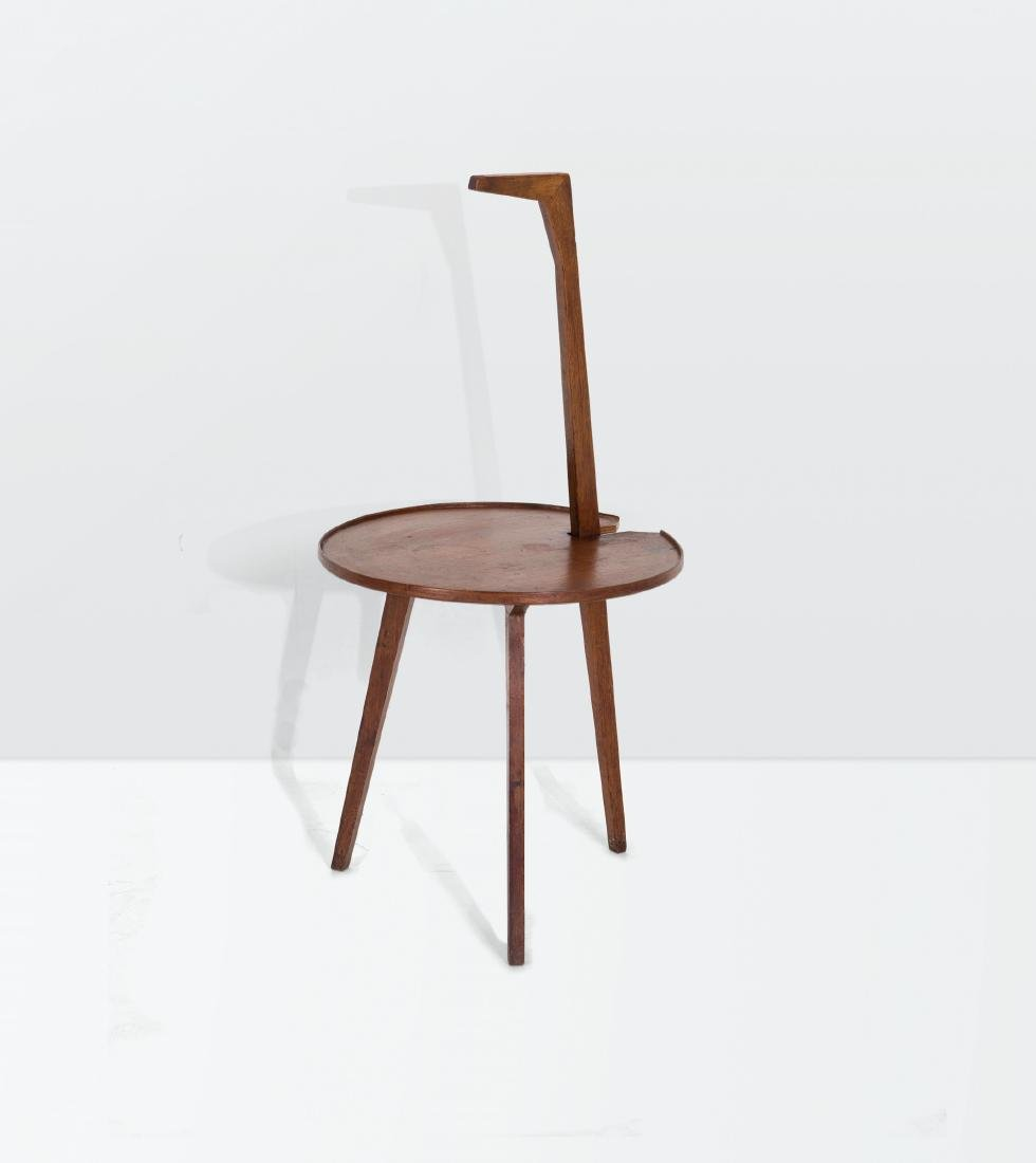Franco Albini, a mod. Cicognino TN6 low table with a