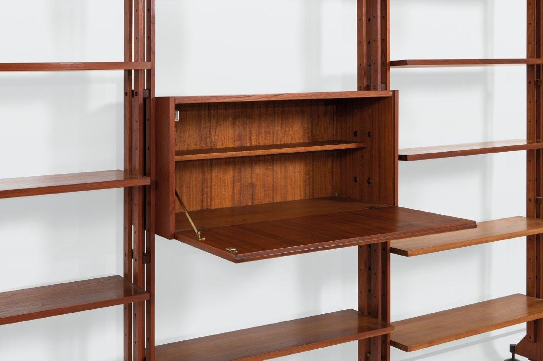 Franco Albini and Franca Helg, a LB10 bookcase with a - 2