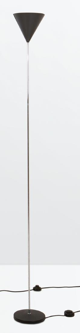 Luigi Caccia Dominioni, an LTE 5 Imbuto floor lamp in