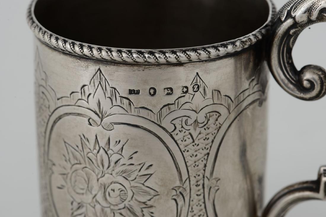 A christening cup, G. Unite, Birmingham, 1874 - 2