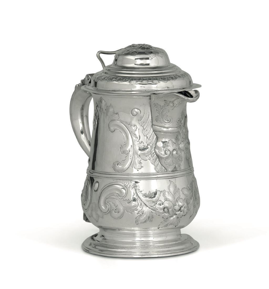A tankard, W. Shaw, London, 1764 - 2