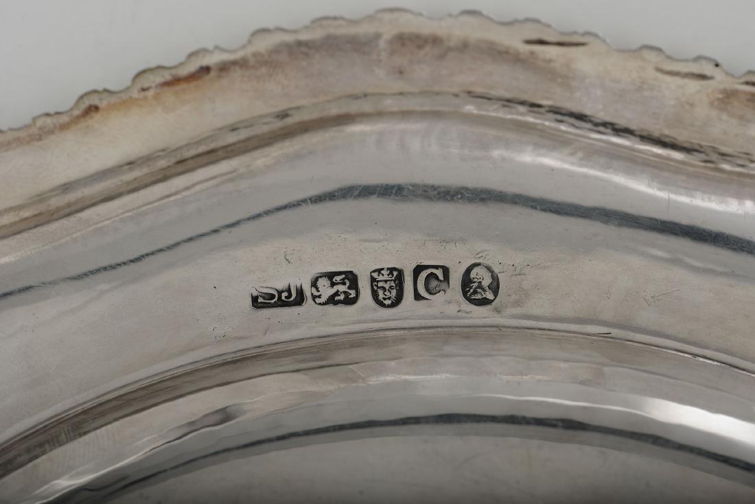 Eleven George III silver plates, London, 1798 - 2