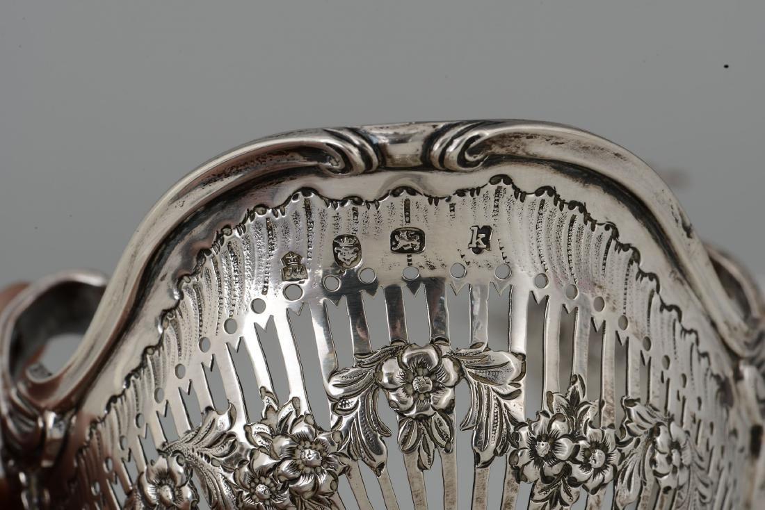 Two baskets, J. Kincaid, London 1775 - 2