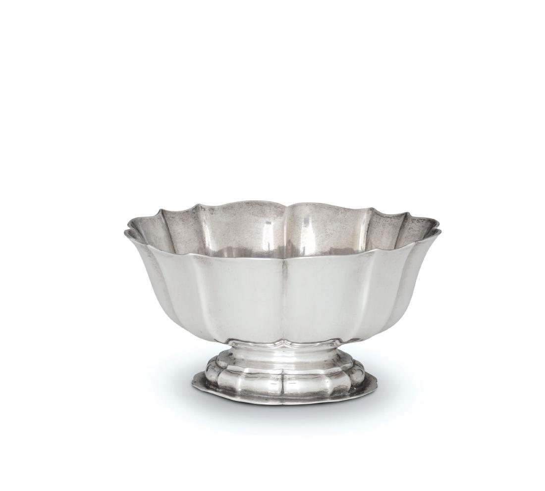 A sugar bowl, G. Cavallina, Bologna, late 1700s