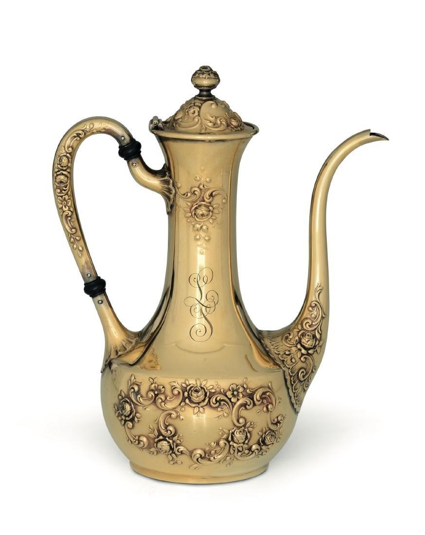 "A coffee pot, Ghoram, USA, 19th-20th century, ""Turkish"""