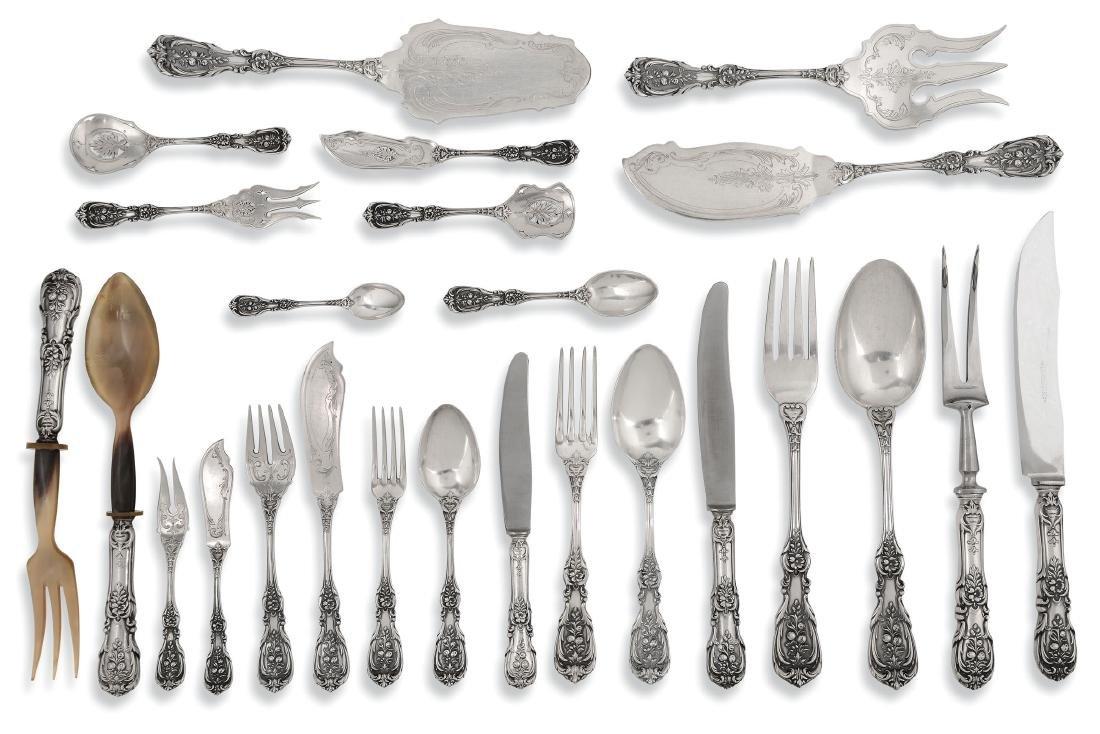 Silverware set, Cesa, Alessandria, mid 20th century