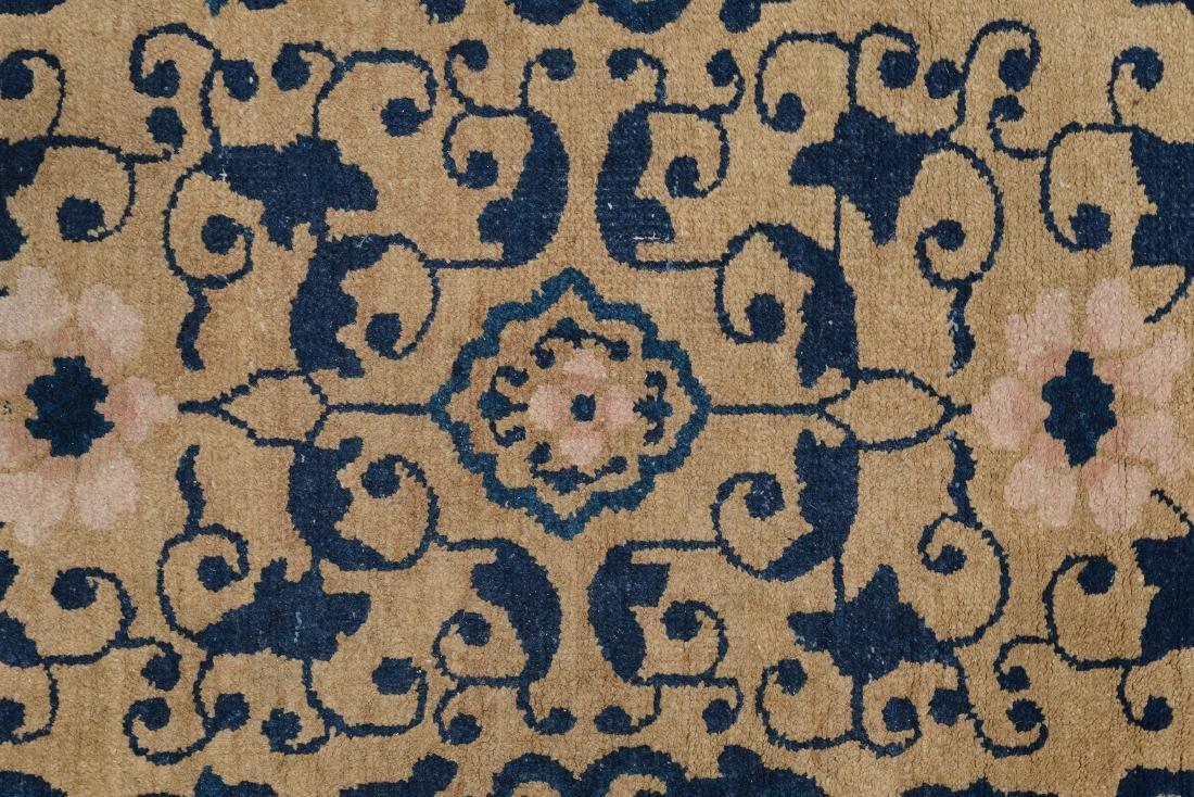 Tappeto cinese, fine XIX secolo, - 2
