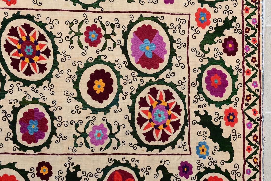 Suzani, Uzbekistan inizio XX secolo, - 2