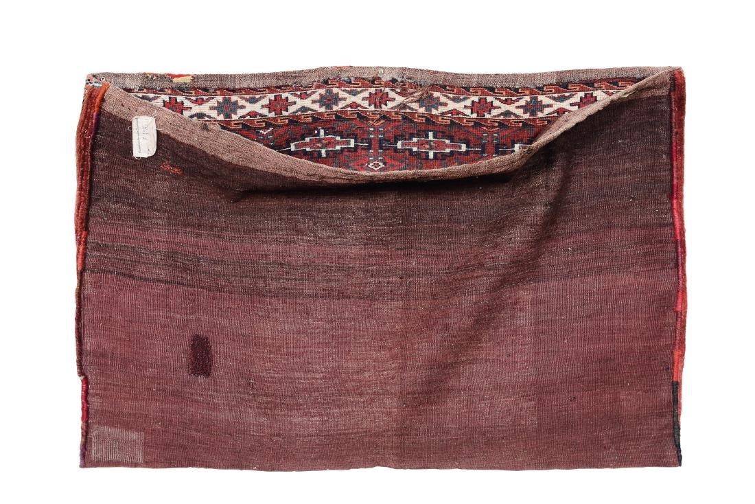 Chuval Yomut Turkestan occidentale, inizio XX secolo, - 2