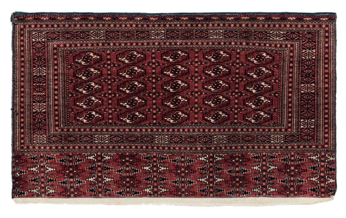 Chuval Tekke Turkestan occidentale, fine XIX inizio XX