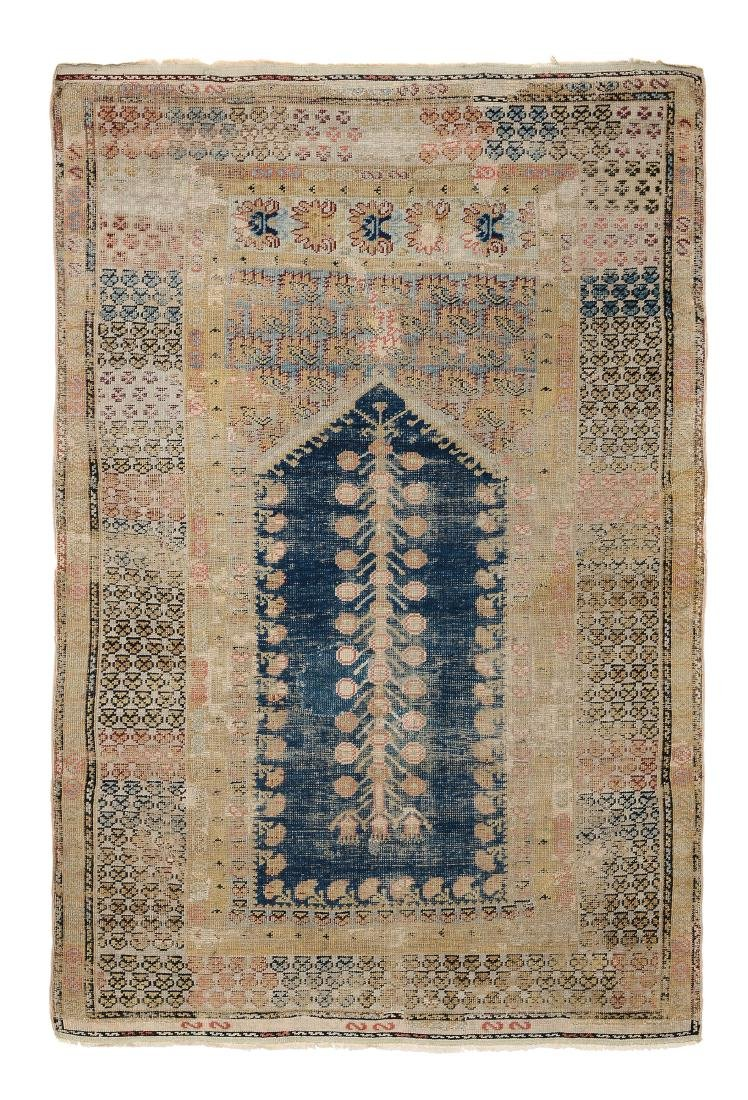 Preghiera Koula, Anatolia fine XIX inizio XX secolo,