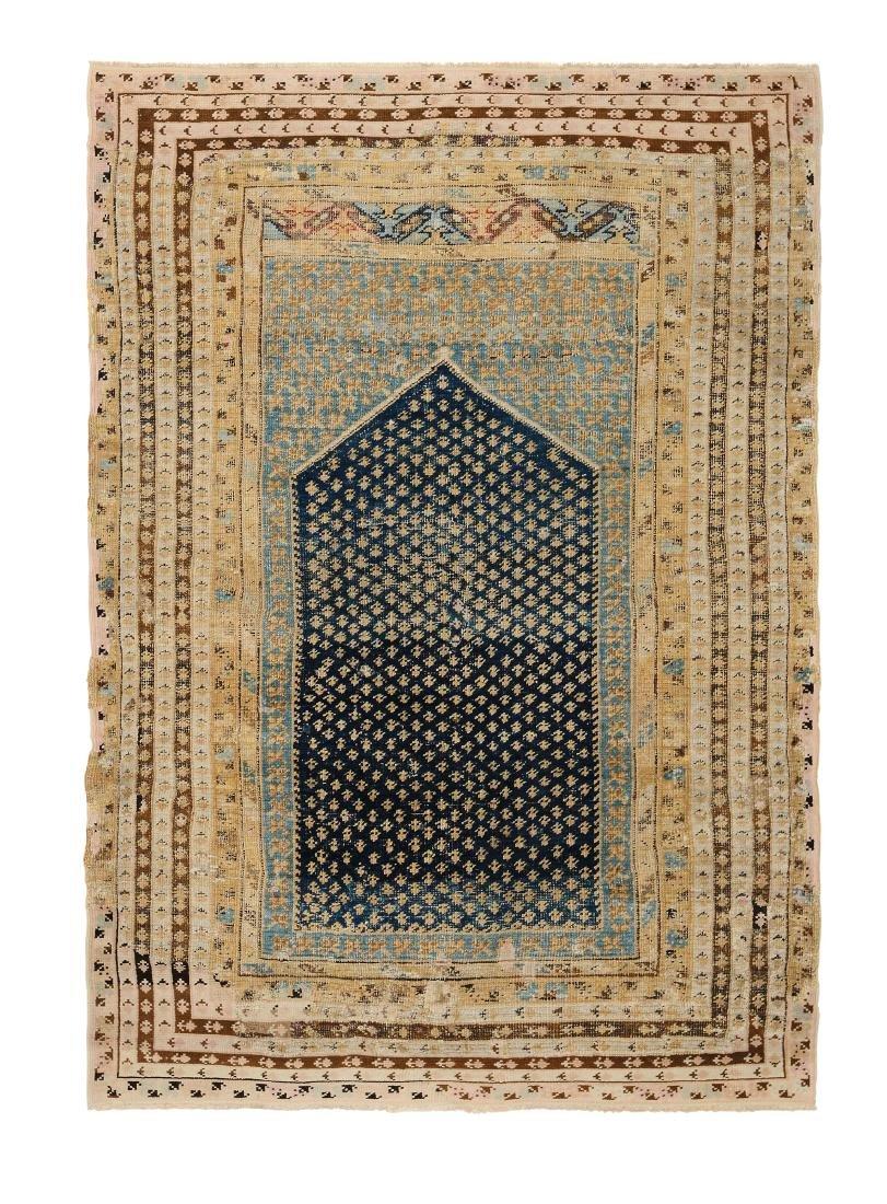 preghiera Ghiordes, Anatolia fine XIX inizio XX secolo,