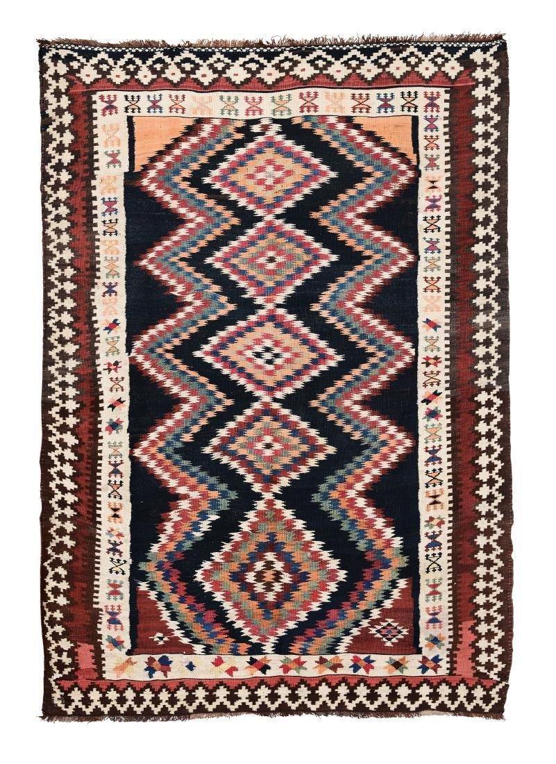 Kilim Baktiary Persia fine XIX secolo,