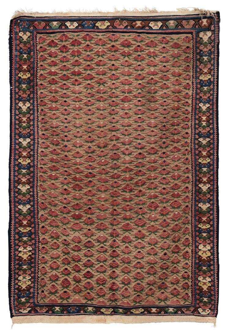 Kilim Senneh Persia inizio XX secolo,