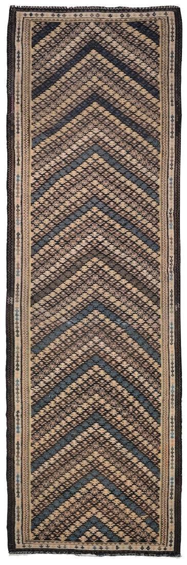 Kilim Senneh Persia fine XIX inizio XX secolo,