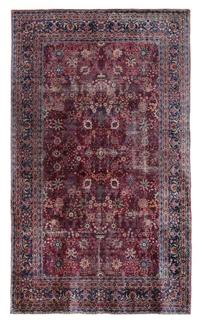 Tappeto Isfhan Persia fine XIX secolo,