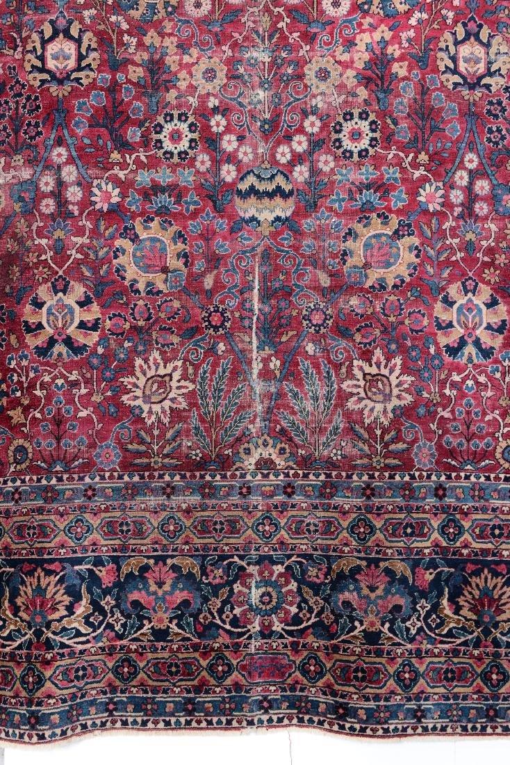 Tappeto Isfhan Persia fine XIX secolo, - 3