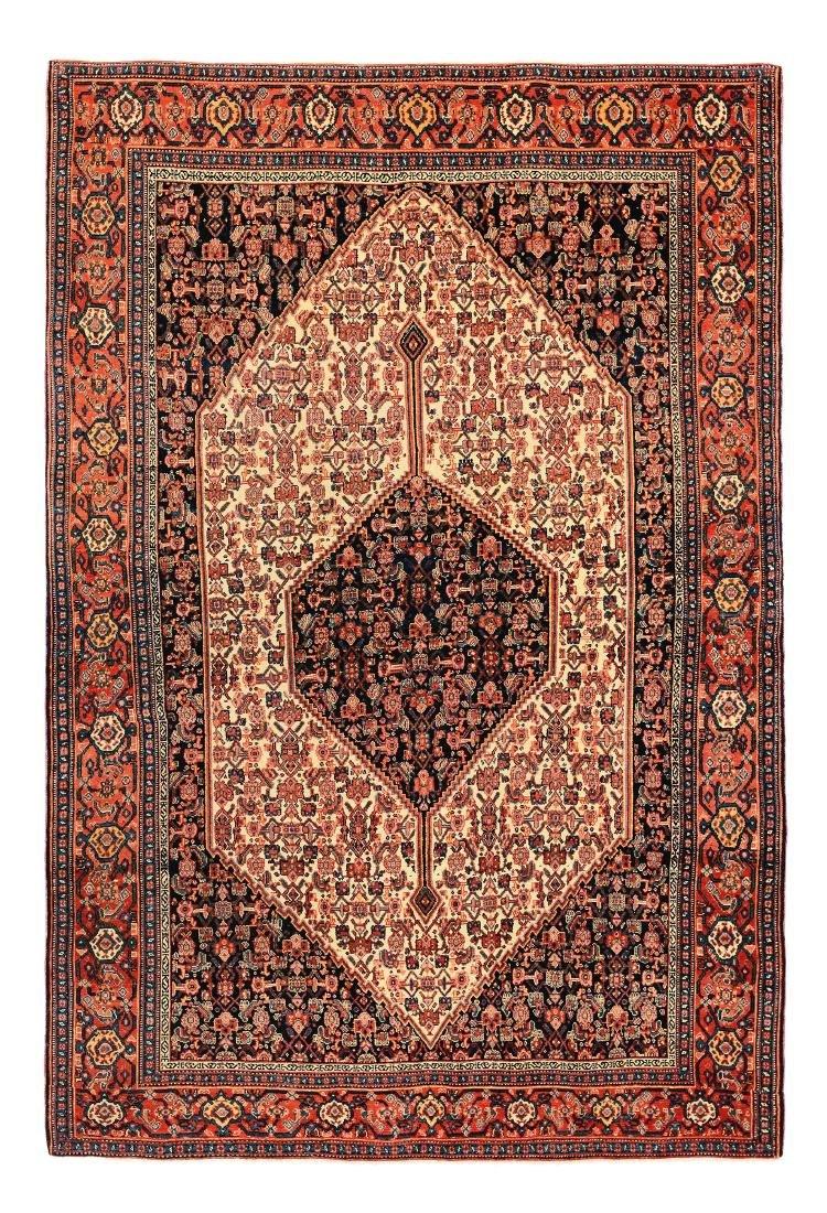Tappeto Senneh,Persia fine XIX secolo,