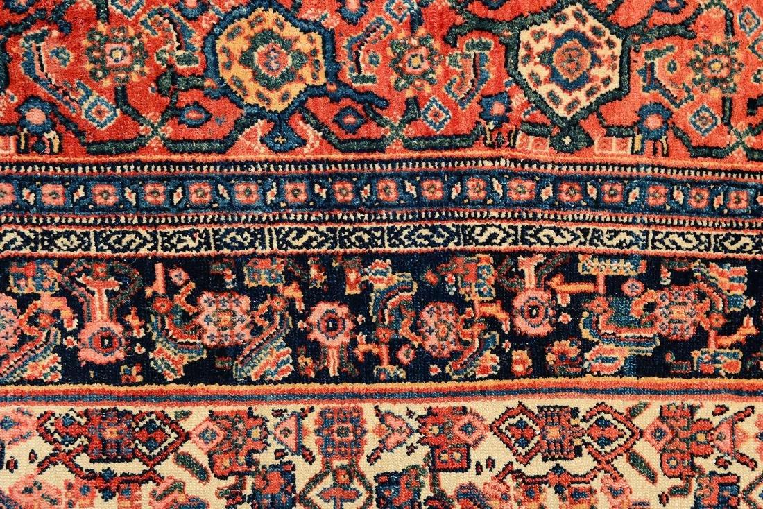 Tappeto Senneh,Persia fine XIX secolo, - 3