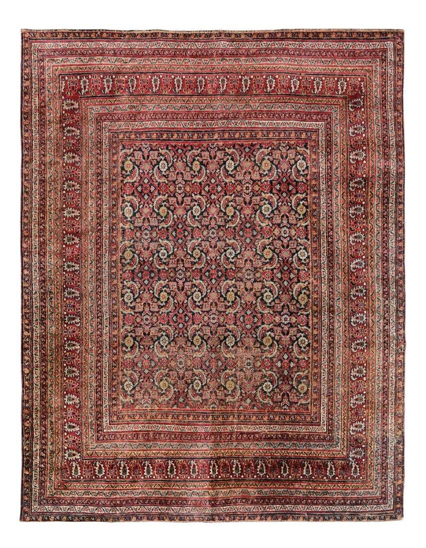 Tappeto Horasan, Persia fine XIX secolo,
