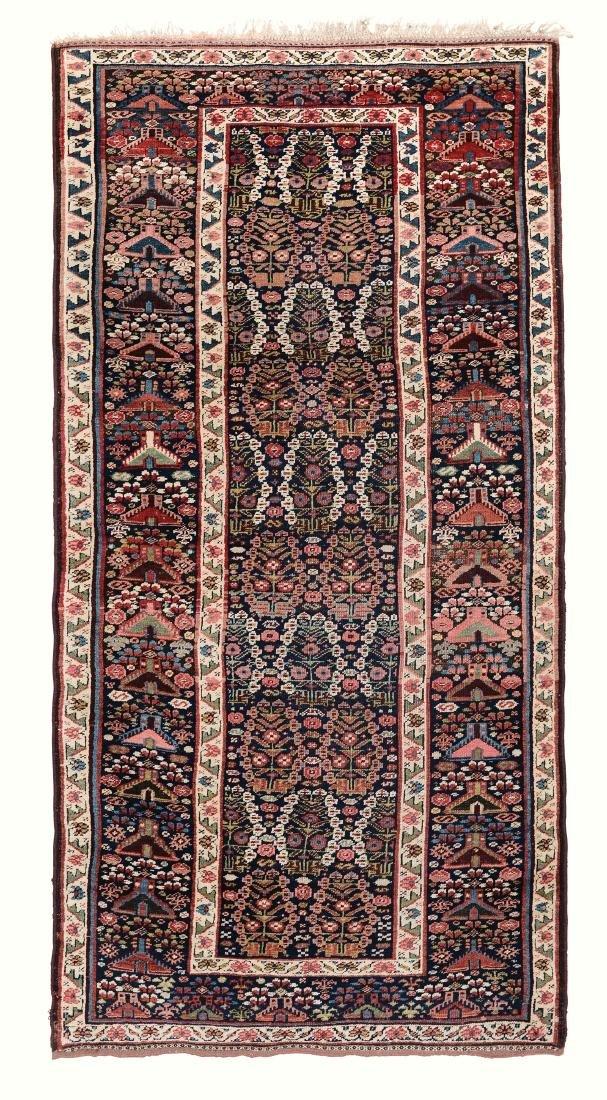 Tappeto ovest Persia ultimo quarto XIX secolo,